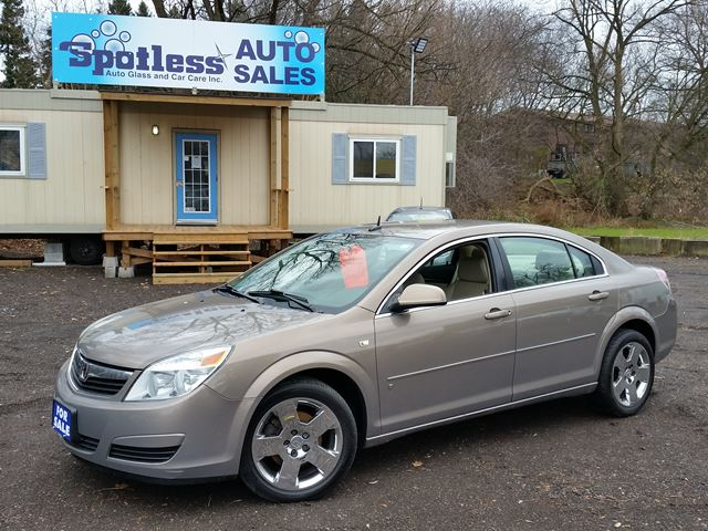 2007 saturn aura xe beige spotless auto glass. Black Bedroom Furniture Sets. Home Design Ideas
