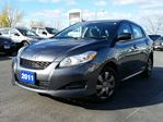 2011 Toyota Matrix 4 DOOR HATCHBACK in Belleville, Ontario