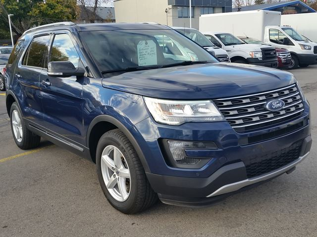 2016 ford explorer xlt hamilton ontario used car for sale 2637901. Black Bedroom Furniture Sets. Home Design Ideas