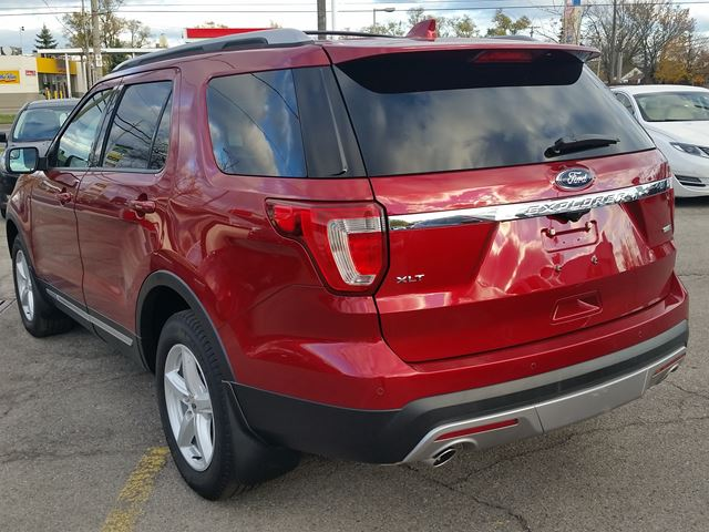 2016 ford explorer xlt hamilton ontario used car for sale 2637902. Black Bedroom Furniture Sets. Home Design Ideas