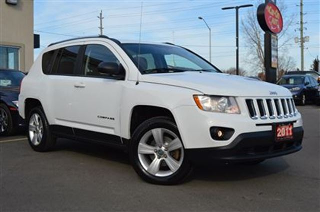 used 2011 jeep compass i 4 cy north 4x4 heated seats. Black Bedroom Furniture Sets. Home Design Ideas