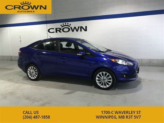 2014 ford fiesta se winnipeg manitoba used car for sale 2637765. Cars Review. Best American Auto & Cars Review