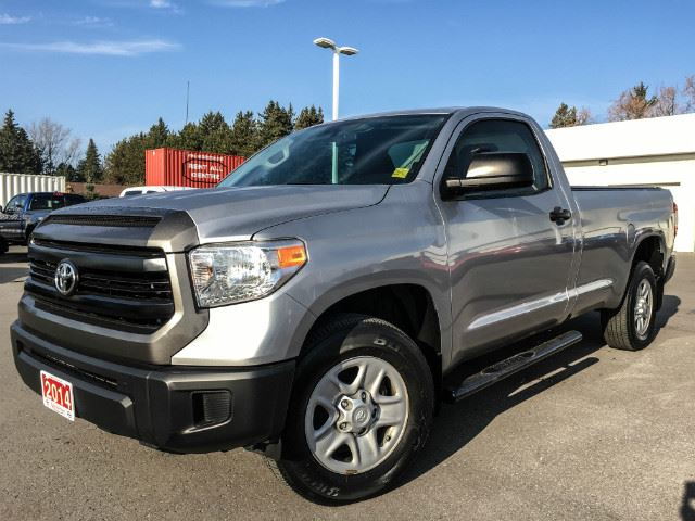 2014 toyota tundra sr 4x2 reg cab silver sky metallic. Black Bedroom Furniture Sets. Home Design Ideas