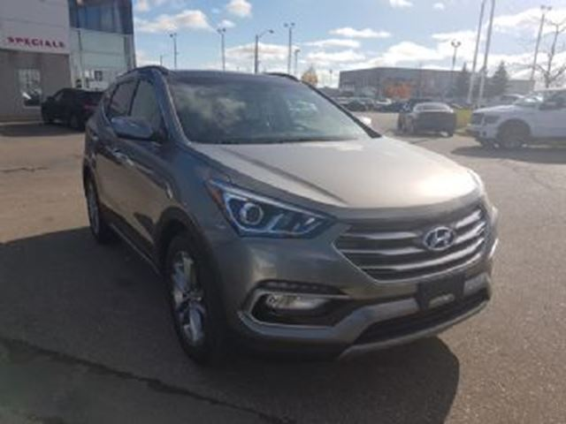 2017 hyundai santa fe limited 2 0t awd mississauga ontario used car for sale 2638112. Black Bedroom Furniture Sets. Home Design Ideas
