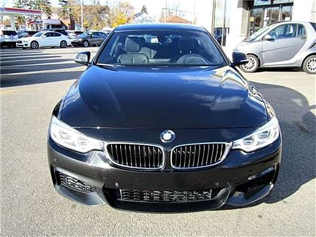 2014 bmw 435i xdrive m pkg 6 speed ottawa ontario car for sale 2638637. Black Bedroom Furniture Sets. Home Design Ideas