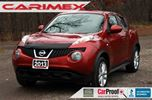 2013 Nissan Juke SV   AWD + CERTIFIED + E-Tested in Kitchener, Ontario