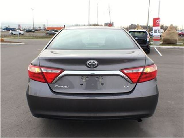 2015 toyota camry le mississauga ontario used car for. Black Bedroom Furniture Sets. Home Design Ideas