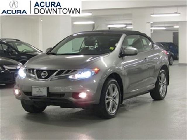 2011 Nissan Murano Sold Delivered Convertible No