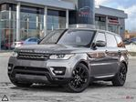 2016 Land Rover Range Rover Sport V6 SE 3rd Row Seating in Mississauga, Ontario