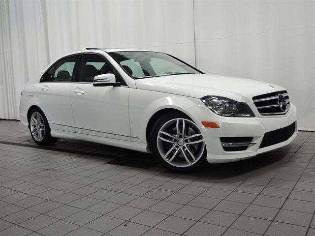 2014 mercedes benz c class base mirabel quebec used car for Mercedes benz c class 2014 price