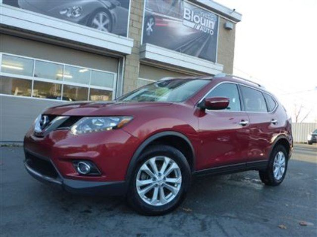 2014 nissan rogue sv awd toit pano 50480km sainte marie quebec used car for sale 2639037. Black Bedroom Furniture Sets. Home Design Ideas