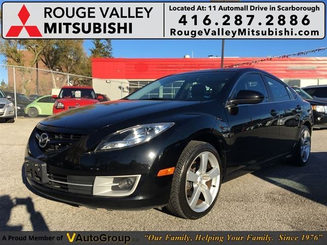 2013 MAZDA MAZDA6 GT-14, ONE OWNER, NO ACCIDENT !!!!$49+tax weekl in Scarborough, Ontario