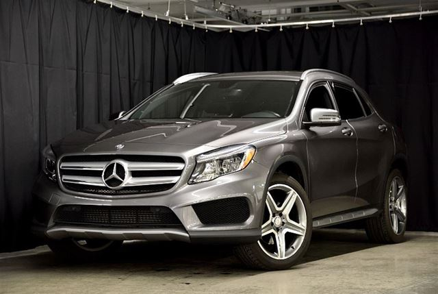 2015 mercedes benz gla250 gla250 4matic longueuil for 2015 mercedes benz gla250