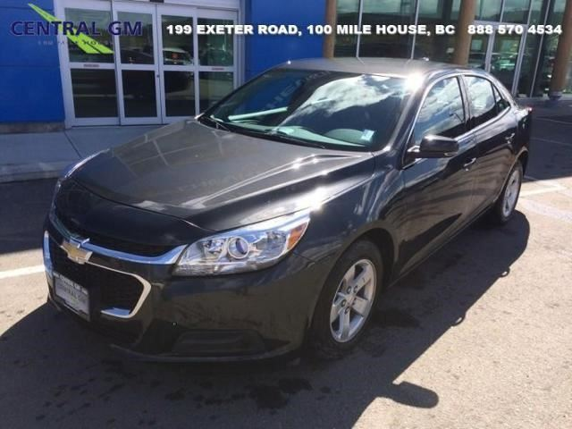 2015 CHEVROLET MALIBU LT in 100 Mile House, British Columbia