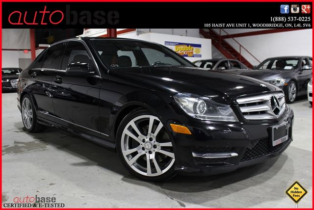 2013 mercedes benz c class c350 4matic navigation for Mercedes benz c300 black rims