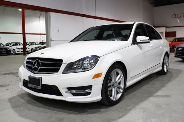 2014 mercedes benz c class c300 4matic navigation for Used mercedes benz c300 4matic for sale
