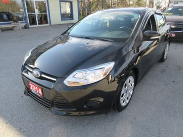 2014 FORD Focus 'LIKE NEW' POWER EQUIPPED SE EDITION 5 PASSENGE in Bradford, Ontario