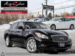 2012 Infiniti M37 AWD ONLY 50K! **TECHNOLOGY PKG** CLEAN CARPROOF in Scarborough, Ontario
