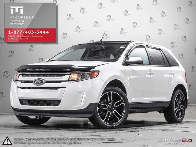 2014 ford edge 4dr sel awd mississauga ontario used car for sale 2639594. Black Bedroom Furniture Sets. Home Design Ideas