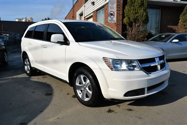 2009 DODGE Journey SXT | NO ACCIDENT HISTORY in Brampton, Ontario