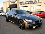 2016 BMW M3 6 SPD MANUAL NAV CARBON FIBRE TRIM in Ottawa, Ontario