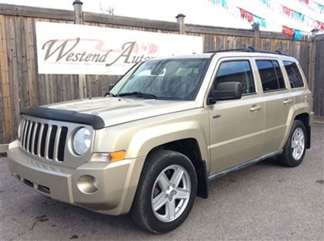 2010 jeep patriot north ottawa ontario used car for. Black Bedroom Furniture Sets. Home Design Ideas