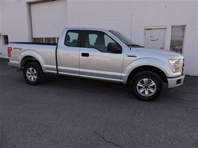 2015 ford f 150 xl ottawa ontario used car for sale 2640407. Black Bedroom Furniture Sets. Home Design Ideas