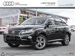 2013 Lexus RX 350 AWD w/Navigation in Mississauga, Ontario