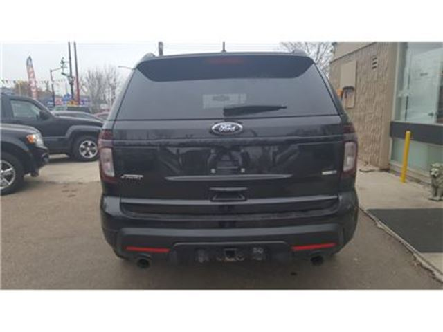 2014 ford explorer sport edmonton alberta used car for sale 2639796. Black Bedroom Furniture Sets. Home Design Ideas