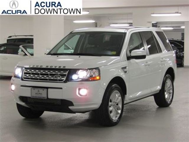 2013 Land Rover Lr2 No Accident Pano Sunroof Leather