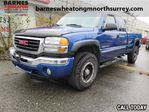 2003 GMC Sierra 2500  Air Conditioning, 4WD, Trailering Package in Surrey, British Columbia