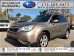 2014 Subaru Forester 2.5i Limited Package w/Eyesight Option, FROM 1.9% in Scarborough, Ontario