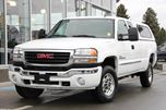 2007 GMC Sierra 2500  SLE 4x4 Classic Extended Cab 6.5 ft. box 143.5 in. WB in Kamloops, British Columbia