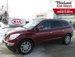 2011 Buick Enclave CXL2 /ENCLAVE WITH EVERY OPTION in Winnipeg, Manitoba