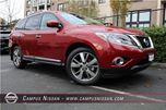 2016 Nissan Pathfinder Platinum in Victoria, British Columbia
