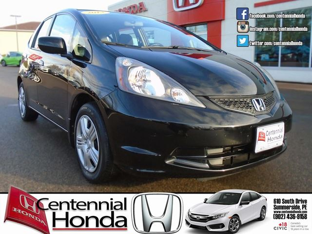 2013 Honda Fit LX in Summerside, Prince Edward Island