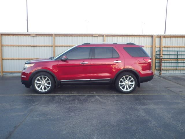 2013 Ford Explorer Ltd Cayuga Ontario Used Car For Sale