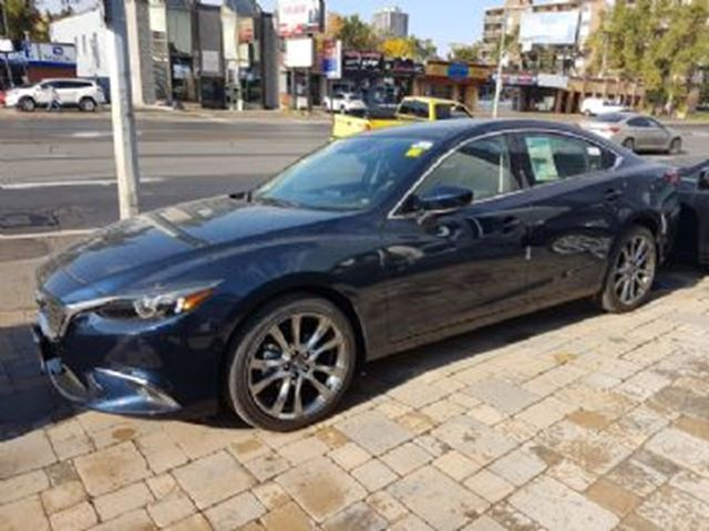 2017 mazda mazda6 4dr gt mississauga ontario car for sale 2640488. Black Bedroom Furniture Sets. Home Design Ideas