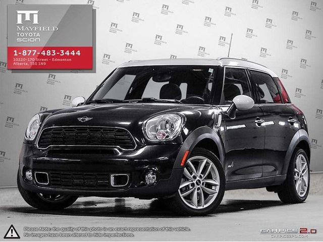 2012 mini cooper countryman awd 4dr s all4 mississauga. Black Bedroom Furniture Sets. Home Design Ideas
