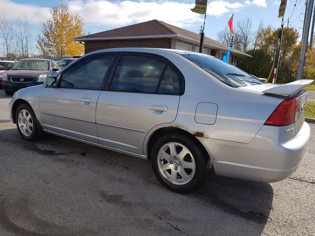 2003 honda civic lx sport sunroof only 98kms ottawa for Honda civic sunroof