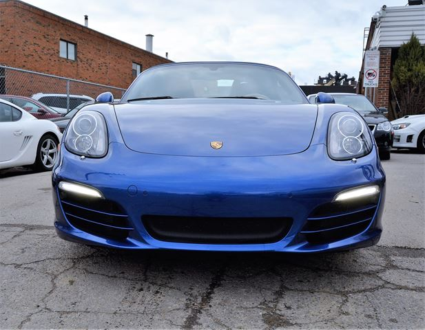 2013 porsche boxster convertible brampton ontario used car for sale 2640756. Black Bedroom Furniture Sets. Home Design Ideas