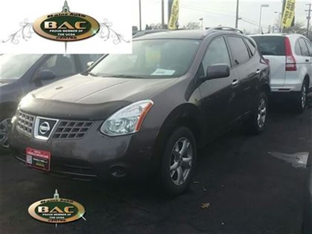 2010 nissan rogue sl hamilton ontario used car for sale 2640842. Black Bedroom Furniture Sets. Home Design Ideas