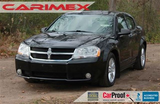 2010 dodge avenger sxt certified e tested kitchener ontario used. Cars Review. Best American Auto & Cars Review