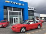 1995 Oldsmobile Cutlass Supreme CONVERTIBLE ONE OWNER LOW LOW LOW KMS!!! in Orillia, Ontario
