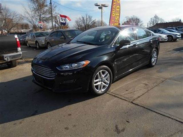 2014 ford fusion se scarborough ontario used car for sale 2641101. Black Bedroom Furniture Sets. Home Design Ideas