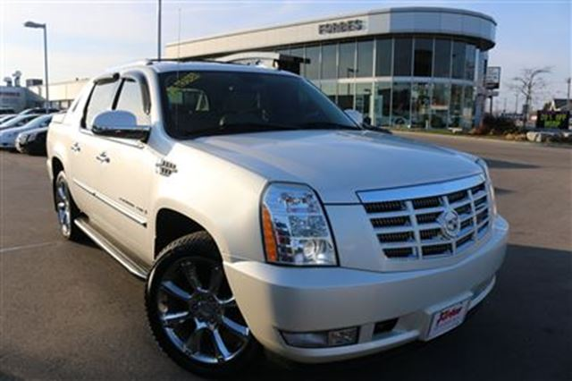 2007 Cadillac Escalade EXT AS TRADED, YOU CERTIFY YOU SAVE! in Waterloo, Ontario