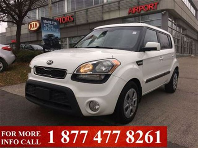 2013 kia soul 1 6l mississauga ontario used car for. Black Bedroom Furniture Sets. Home Design Ideas