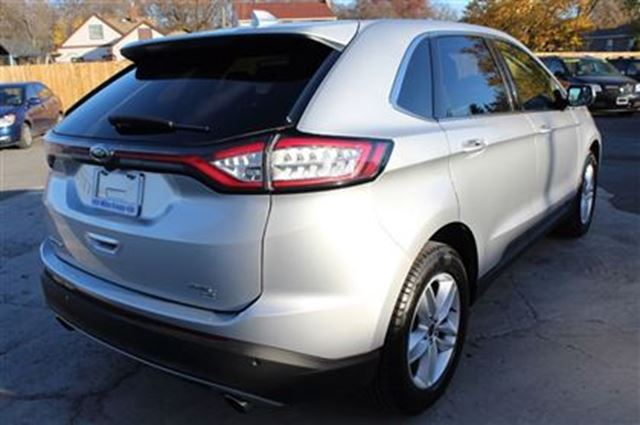 2015 ford edge sel leather awd welland ontario used car for sale 2641486. Black Bedroom Furniture Sets. Home Design Ideas