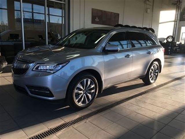 2016 acura mdx technology package calgary alberta used car for sale 2641647. Black Bedroom Furniture Sets. Home Design Ideas