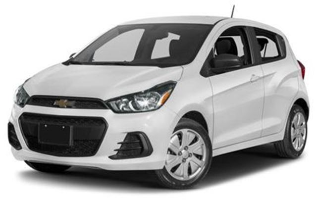 2017 Chevrolet Spark LS CVT White | EAGLE RIDGE GM ...